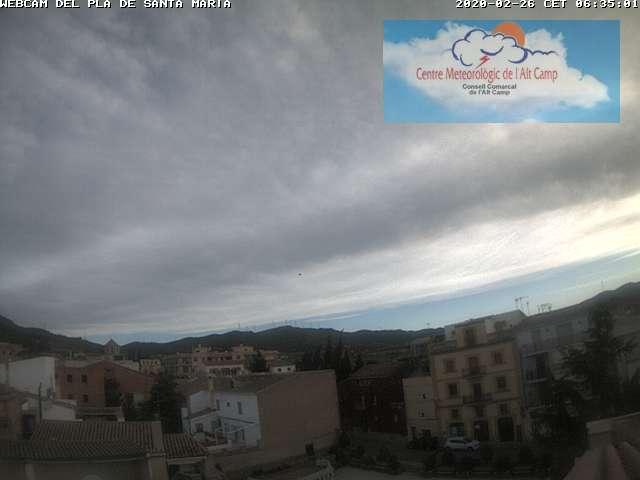 Webcam Tarragona Cataluña El Tiempo En Tarragona